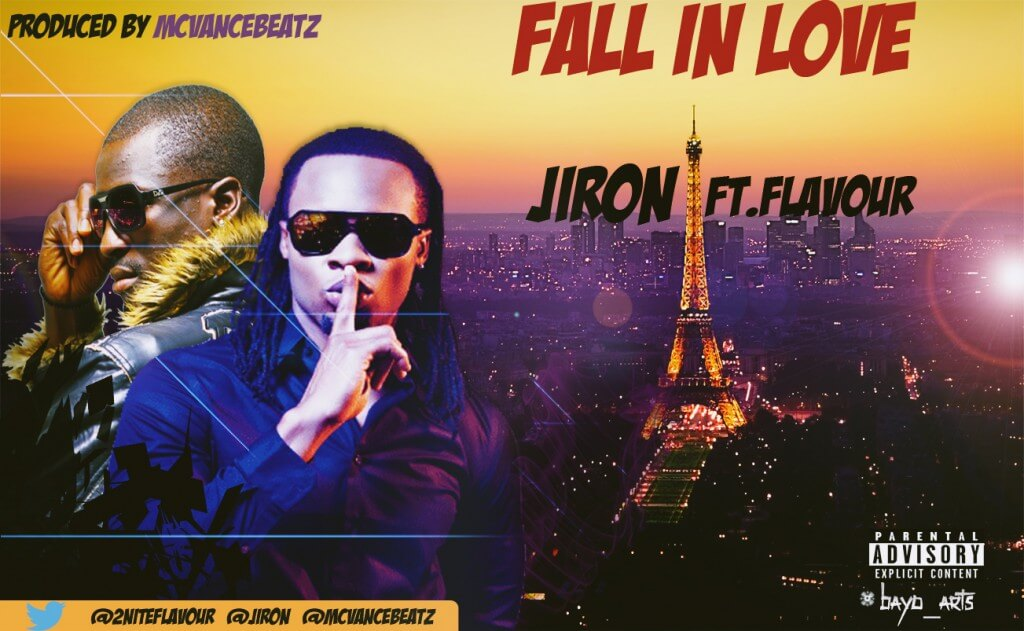 Jiron ft. Flavour - Fall In Love [ART]