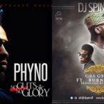 STOLEN CHORUS MELODY: Phyno – Authe ft. Flavour VS. DJ Spinall – Gba Gbe E ft. Burna Boy