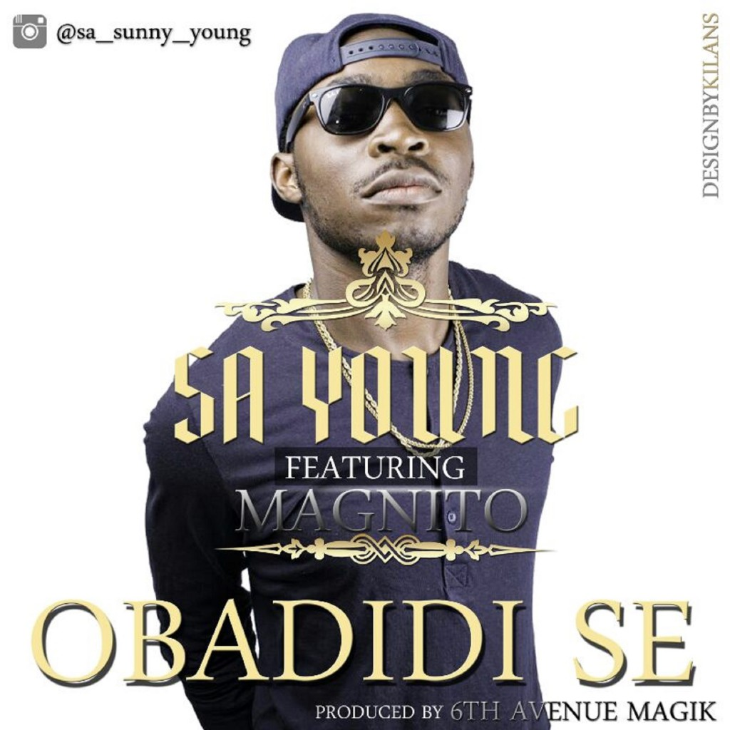 Sa-Young - Obadidise [Artwork]