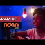 "VIDEO: Aramide Sings ""Feeling The Feeling"" on NdaniTV"