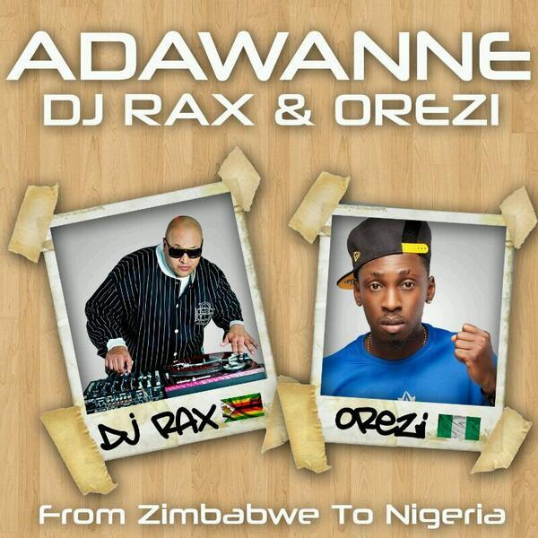 Dj Rax ft Orezi - Adwanne-ART-tooXlusive.com