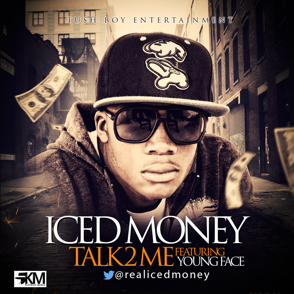 Iced Money Artwork