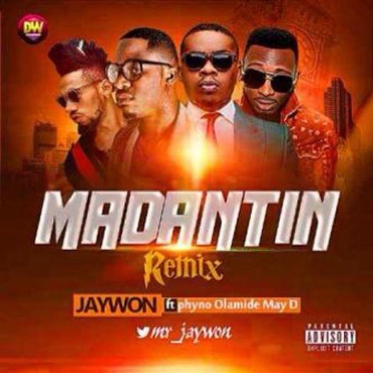 Jaywon - Madantin (Remix) ART_tooXclusive.com
