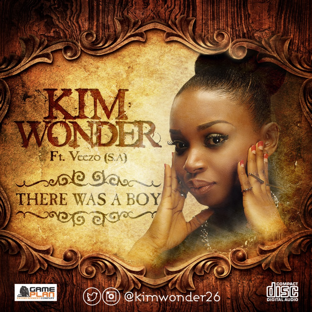 Kim Wonder  - There Was A Boy-ART-tooXclusive.com