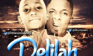 Little Simeoney - Delilah ft Runtown-ART-_tooXclusive.com