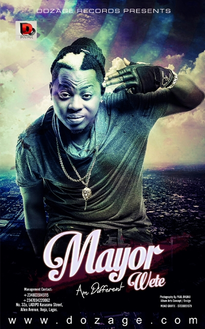 Mayor Wete Artwork-tooXclusive.com
