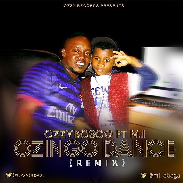 Ozzy Bosco - Ozingo (Remix) ART