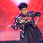 "VIDEO: Yemi Alade Performs ""Johnny"" On Nigerian Idol"