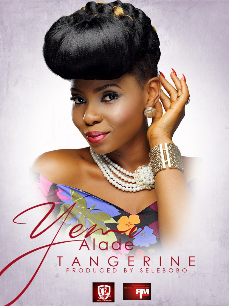 Yemi Alade - Tangerine-Artwork-tooXclusive.com