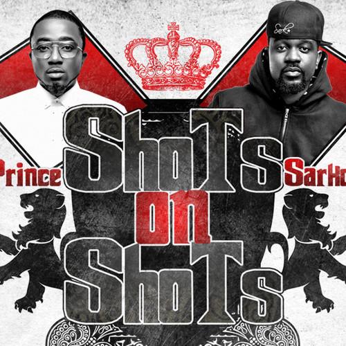 Ice prince - Shots on Shots ft Sarkodie + Lyrics