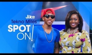 "Video thumbnail for youtube video DOWNLOAD:VIDEO:Tekno On The Juic "" Spot ON!! "" « tooXclusive"