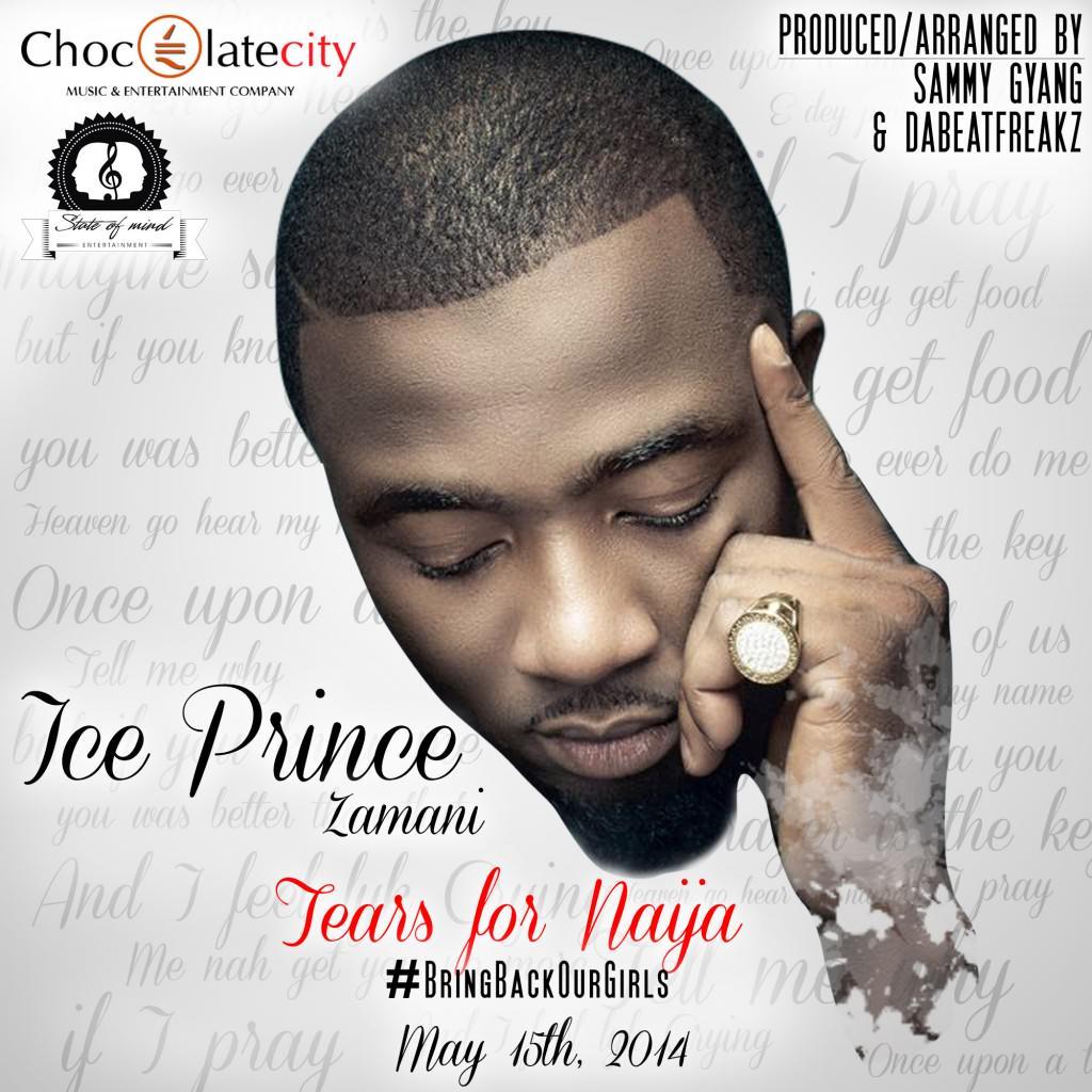 Ice Prince - Tears For Naija-ART-tooXclusive.com