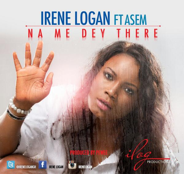 Irene-Logan-Na-Me-Dey-There-Official-Art-tooXclusive.com