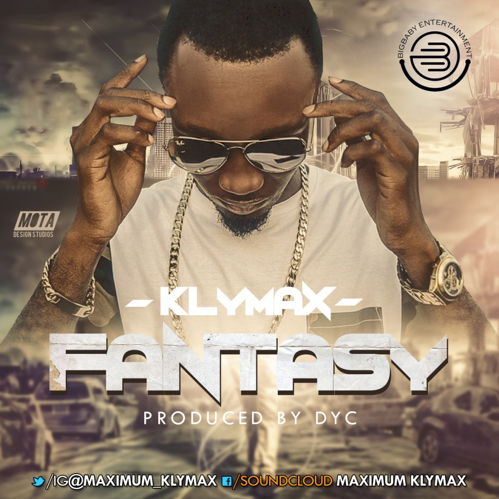 Klymax - Fantasy - ART [Front]