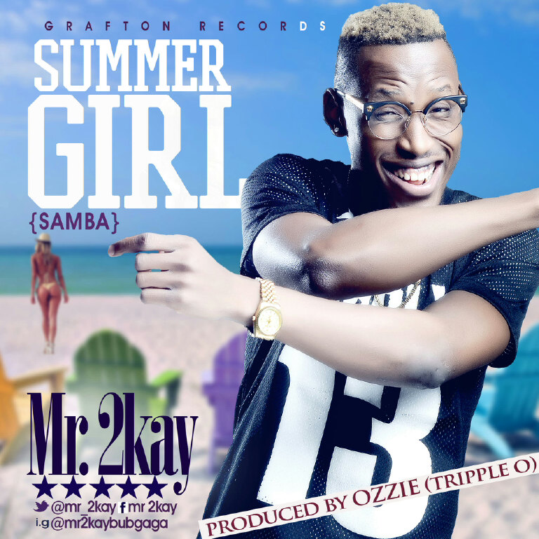 Mr 2Kay - Summer Girl (Samba)-ART