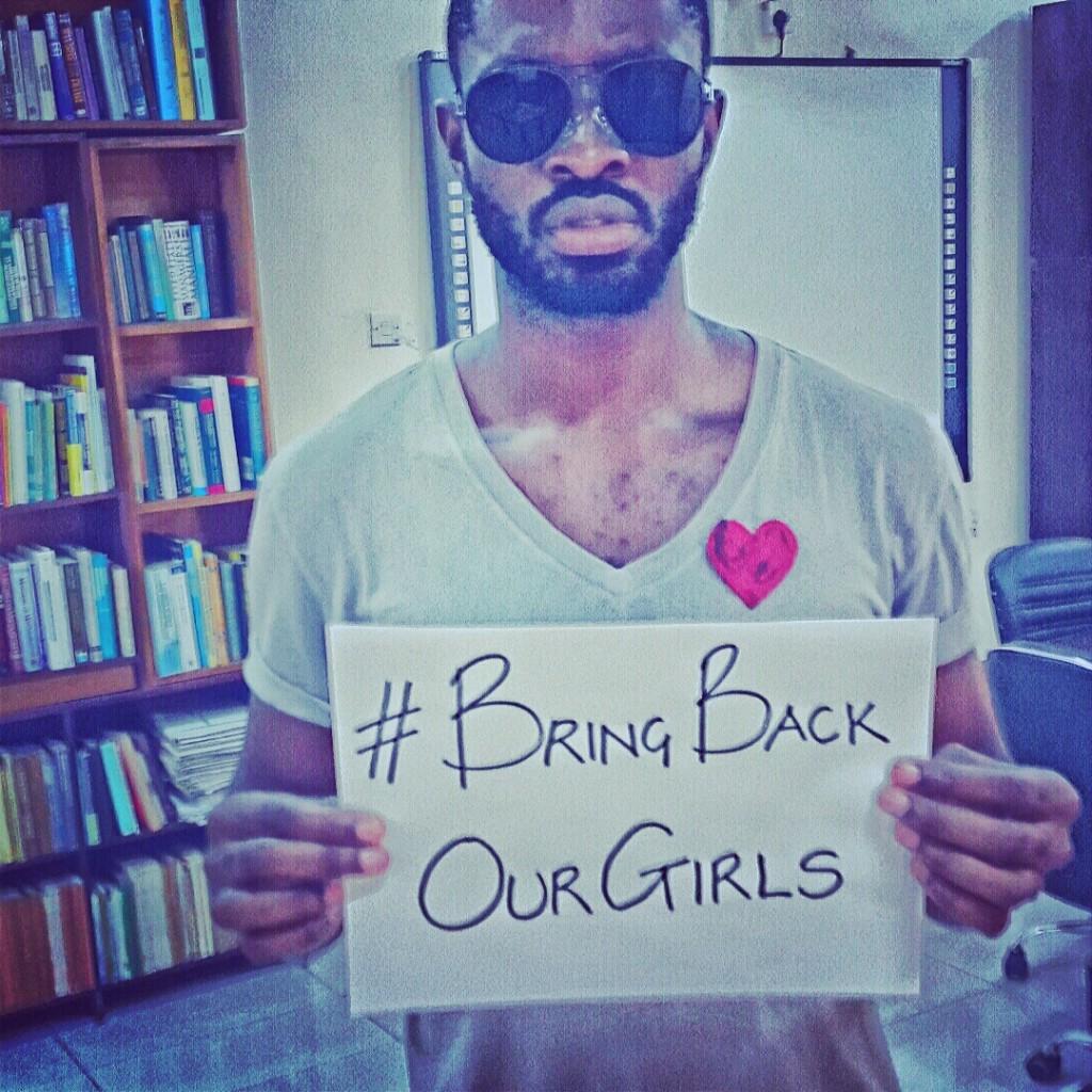 Ric Hassani #BringBackOurGirls