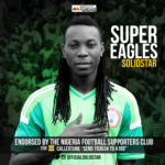 Solidstar – Super Eagles (Prod by Masterkraft)
