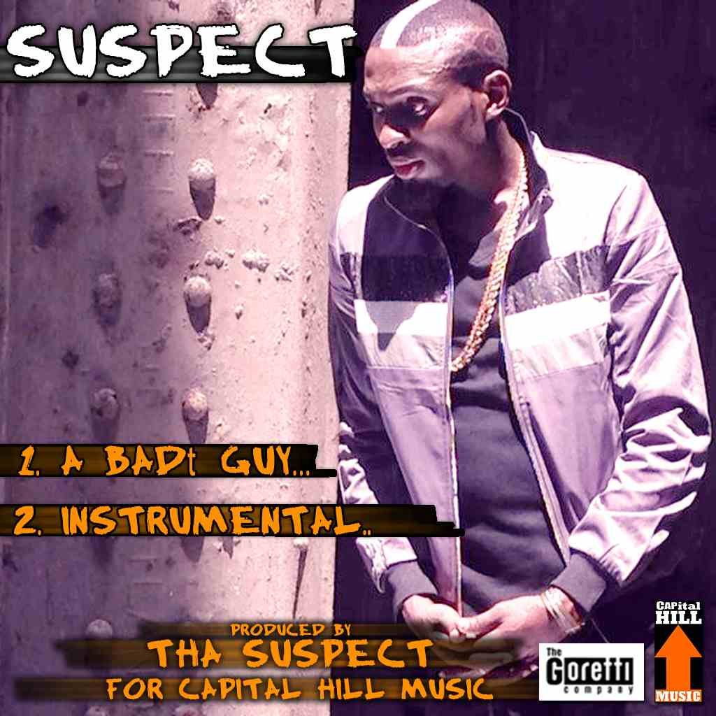 Tha Suspect - A Badt Guy ft. Tha Suspect-ART-tooXclusive.com
