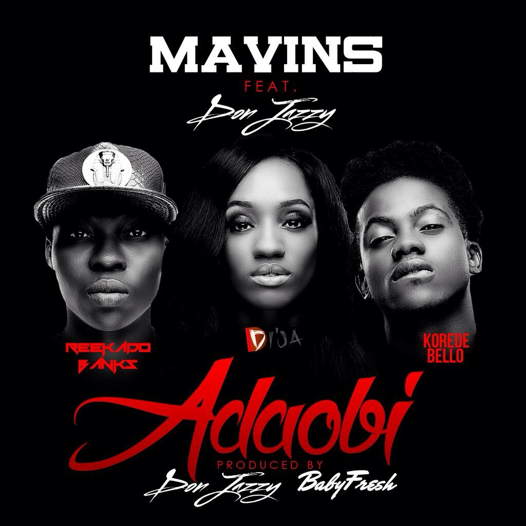 The Mavins - Adaobi-Art_tooXclusive.com