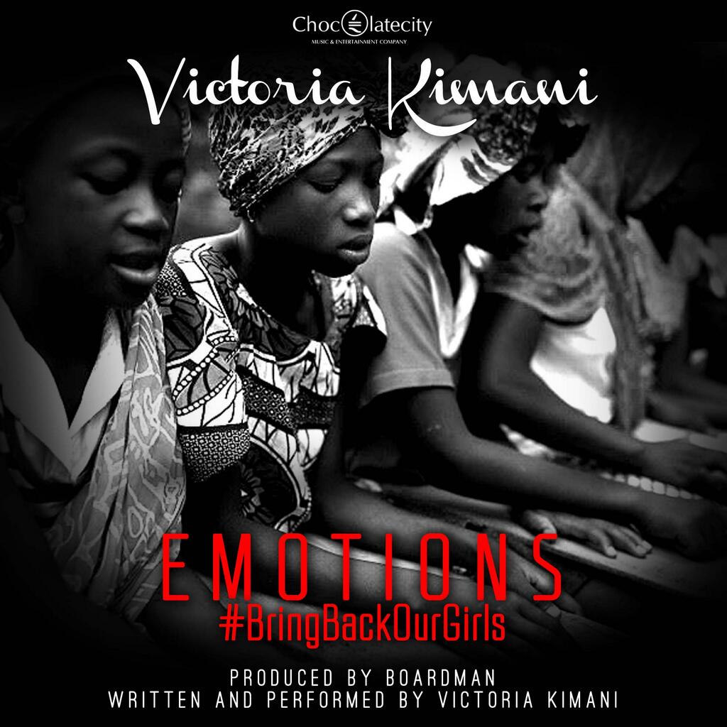 Victoria Kimani - Emotions#BringBackOurGirls-ART_tooXclusive.com