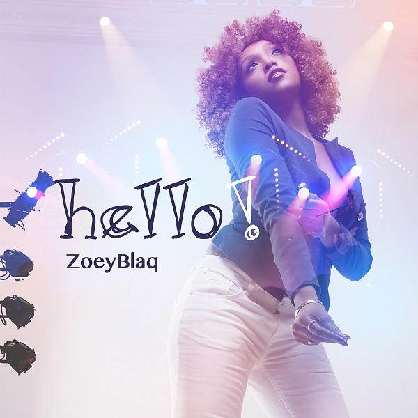 Zoey Blaq - Hello-ART-tooXclusive.com