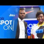 "VIDEO: Falz on The Juice's ""Spot ON!"" (Interview + Performance)"