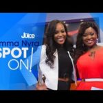 "VIDEO: Emma Nyra on The Juice's ""Spot ON!"" (Interview + Performance)"