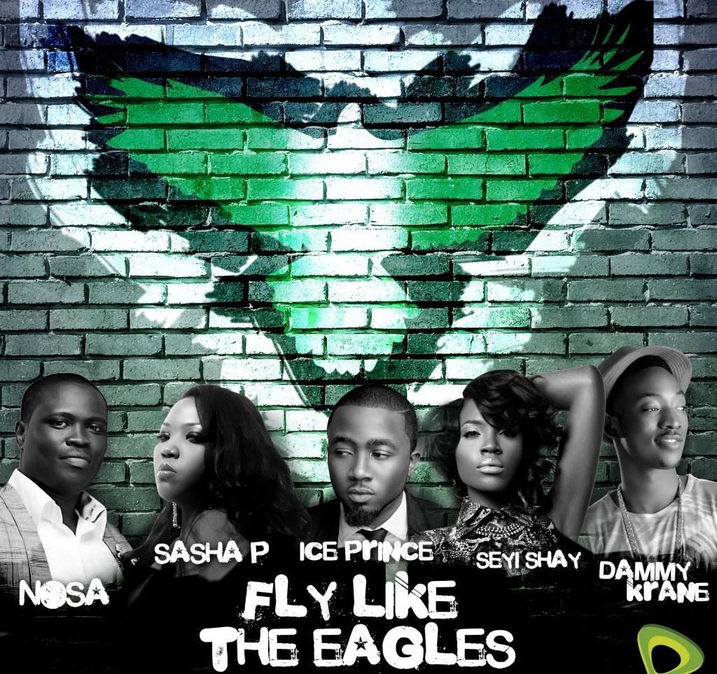 Fly Like The Eagles-ART