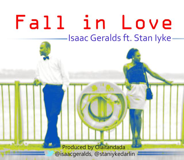Isaac Geralds - Fall In Love ft. Stan Iyke-ART