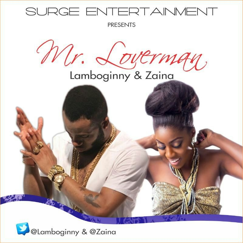 Lamboginny & Zania - Mr Loverman (Shabba Ranks Cover)-Art-tooXclusive.com
