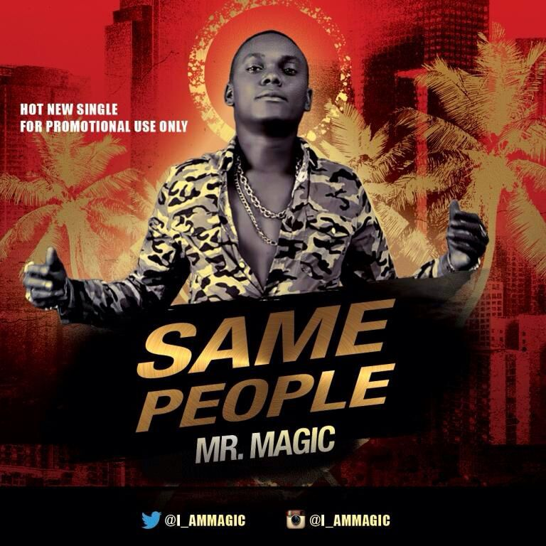 Mr Magic - Same People [ART]