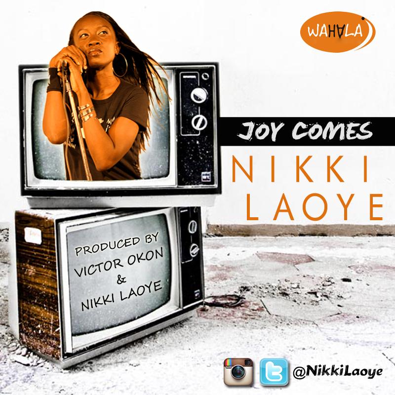 Nikki Laoye - Joy Comes-Art-tooXclusive.com