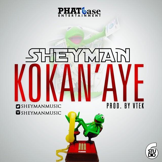 Sheyman - Kokan' Aye-Art-tooXclusive.com