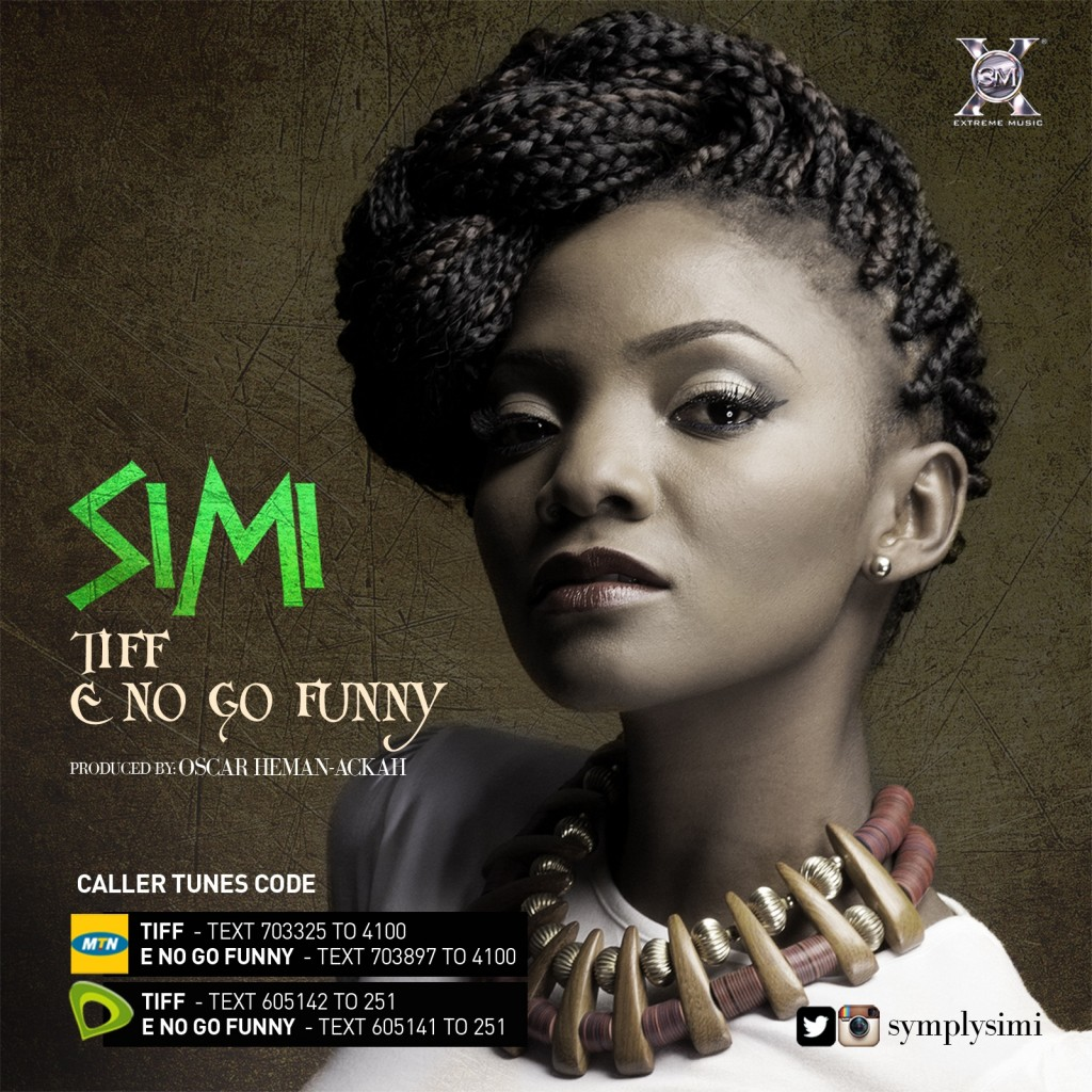 Simi - E No Go Good + Tiff-ART_tooXclusive.com