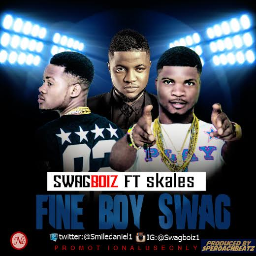 Swagboiz - Fine Boy Swag ft. Skales-ART_tooXclusive.com