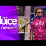 "VIDEO: Oriste Femi Performs ""Double Wahala"" on The Juice"