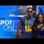 "VIDEO: Poe on The Juice's ""Spot ON!"" (Interview + Performance)"