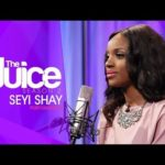 "VIDEO: Seyi Shay Performs ""Murda"" on The Juice's ""Spot ON!"""