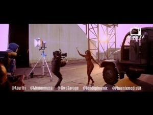 Video thumbnail for youtube video DOWNLOAD:VIDEO: Tiwa Savage - Wanted (B-T-S)