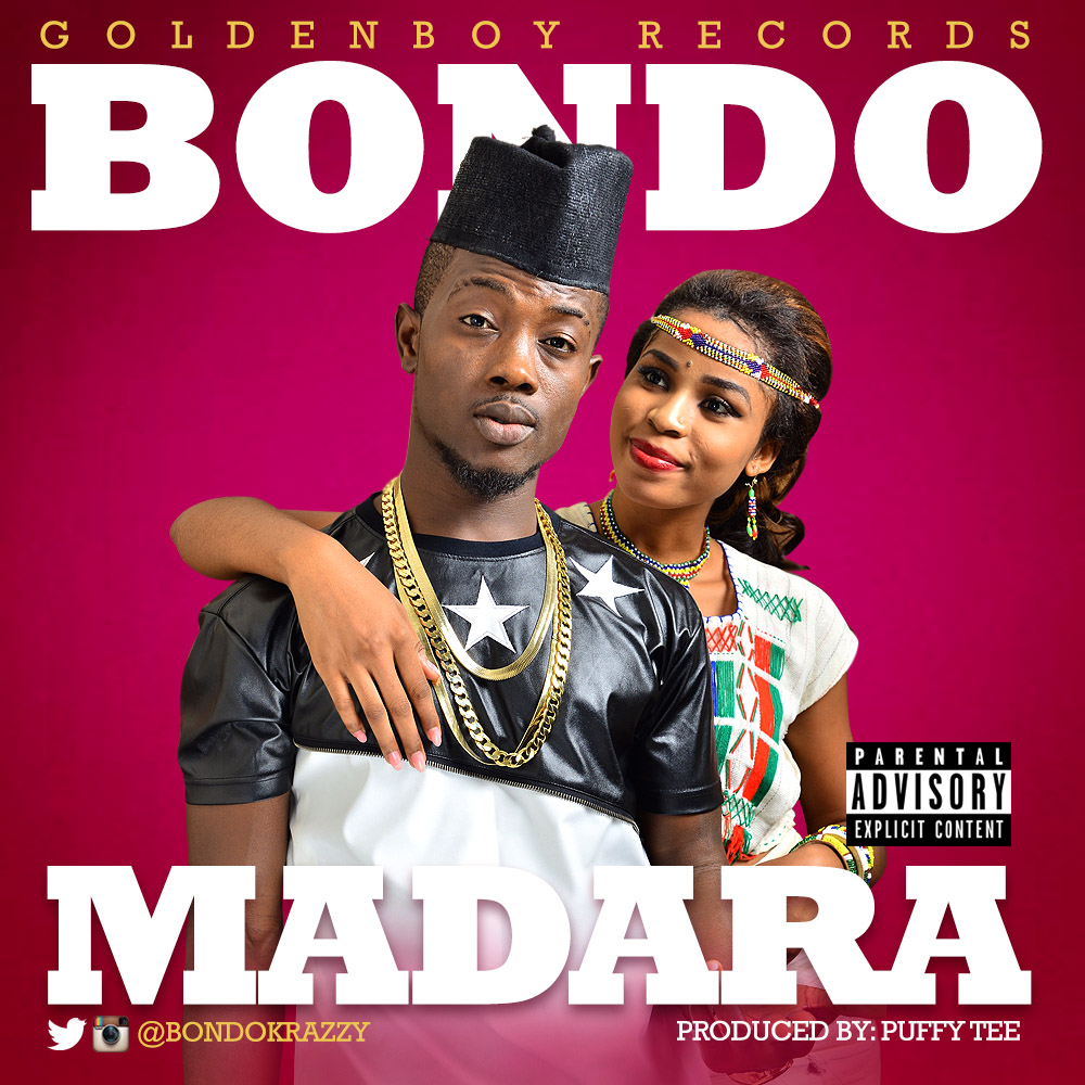 Bondo - Madara (Freestyle)-Art -tooXclusive.com