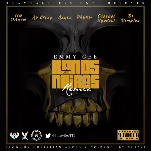 Emmy Gee – Rands & Nairas (Remix)-Art-tooXclusive.com