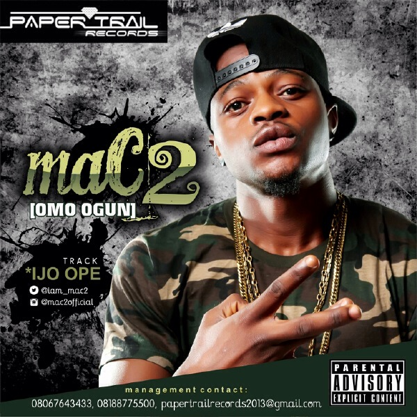 Mac 2 - Ijo Ope - Art_tooXclusive.com