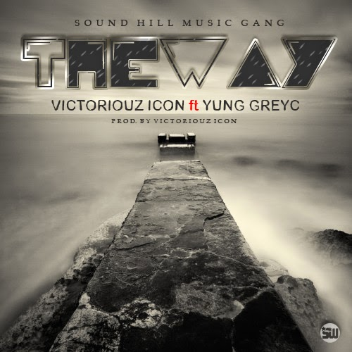 Victoriouz Icon - The Way ft. Yung GreyC-Art-tooXclusive.com