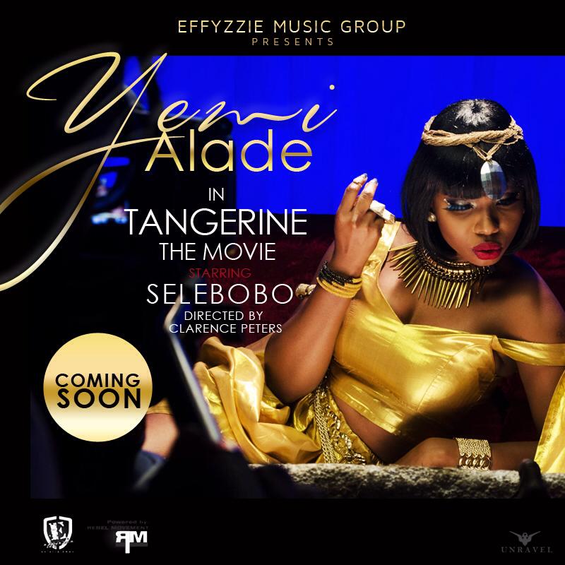 Yemi Alade - Tangerine [Video Poster]