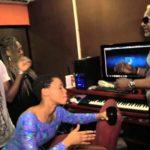 VIDEO: Chidinma  – Kuli Kache (Remix) ft. Awilo Longomba (Studio Session)