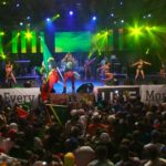 VIDEO: 2face Idibia – Go ft. Machel Montano (Live Performance)