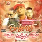 Solly 1x – Konko Below Ft. Yung Ace & Obajenic