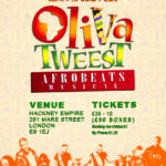 Oliva Tweest Afrobeat Musical in London