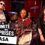 "VIDEO: Asa Performs ""Dead Again"" Live For Comité Des Reprises"