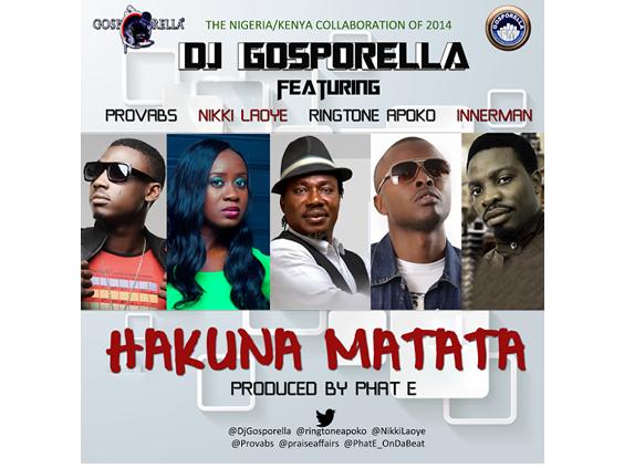 DJ Gosporella - Hakuna Matata-Art-tooXclusive.com